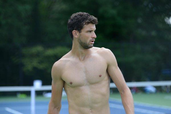Gilles Simon. Tenis, Francia.