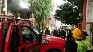 incendio villa31