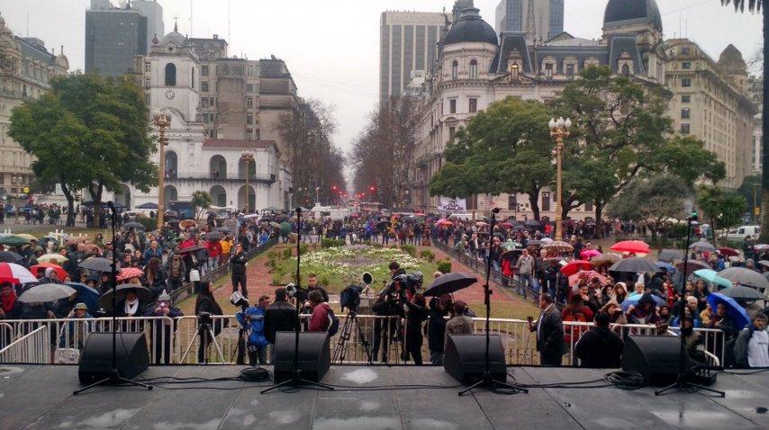 marcha plaza de mayo maldonado